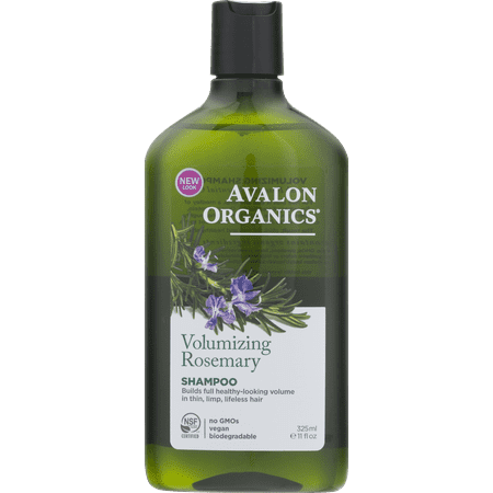 Avalon Organics Volumizing Shampoo Rosemary - 11 Fl (Avalon Rosemary Volumizing Shampoo From Avalon Organics)