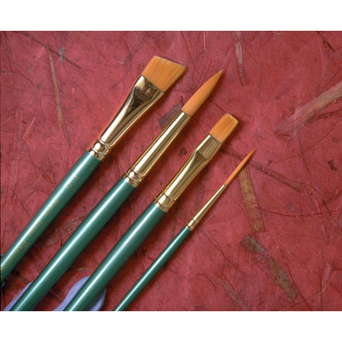 Princeton Artist Brush Watercolor Filbert Brush