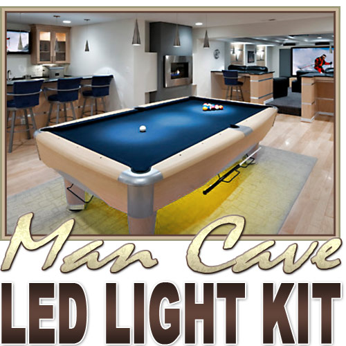 Biltek 16.4' ft Warm White Bar Liquor Cabinet Wine Cellar LED Backlight Accent On Off Switch Kit 100V Plug Sports... by KapscoMoto