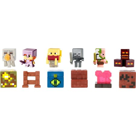 Minecraft Mini Figure Biome Pack