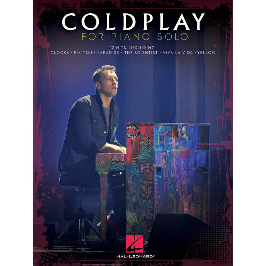 Coldplay for Piano Solo Series, Softcover