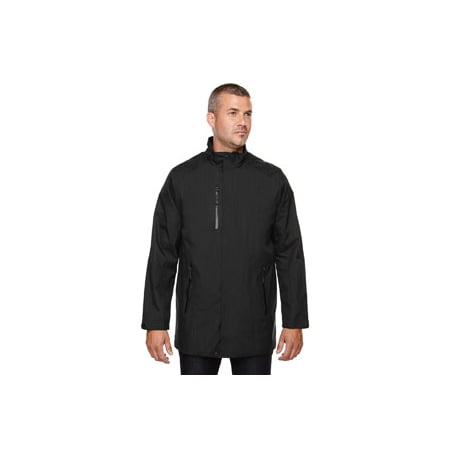Ash City - North End Men's Metropolitan Lightweight City Length (North Face Mens Vortex Triclimate Jacket)