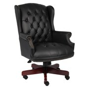 Boss Office & Home Ivy League Traditional High-Back Executive Chair