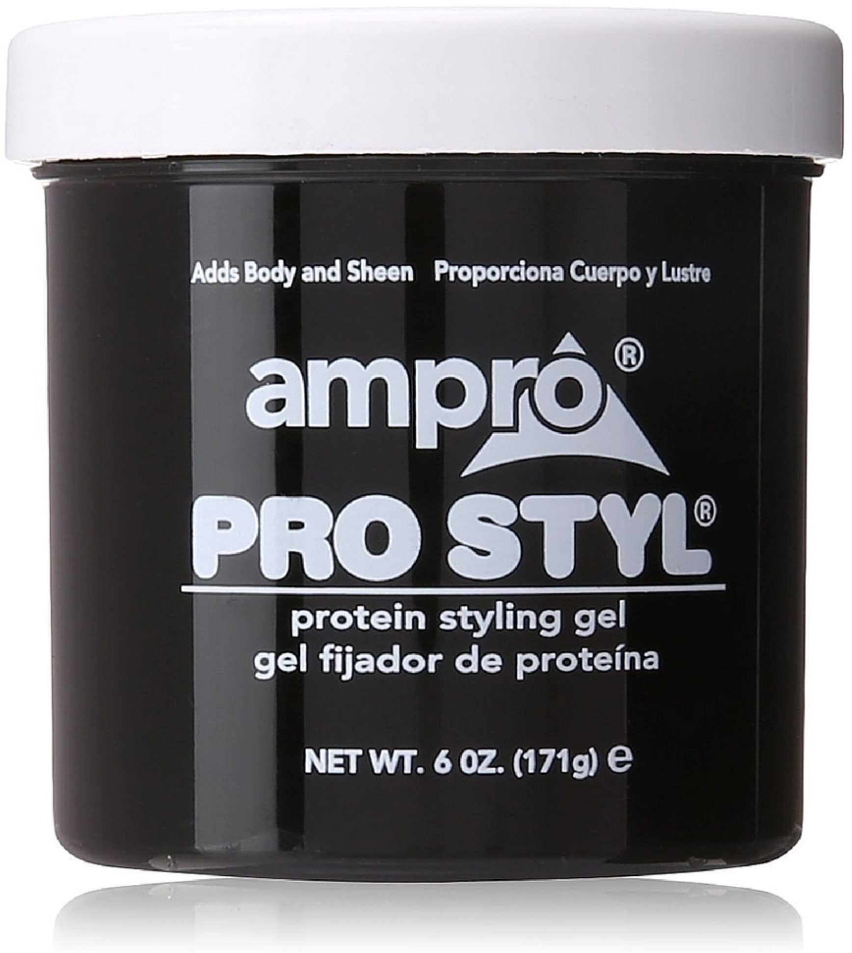 Ampro Pro Style Protein Styling Gel 6 oz (Pack of 6)