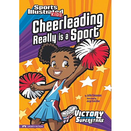 Cheerleading Really Is a Sport for $<!---->