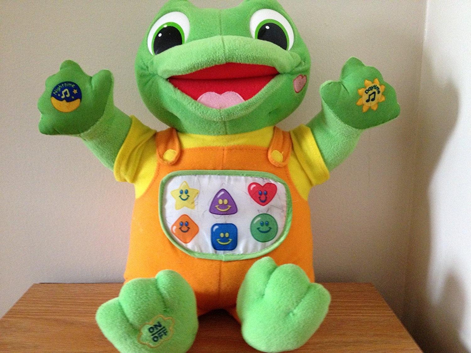 LeapFrog Hug & Learn Baby Tad Plush by