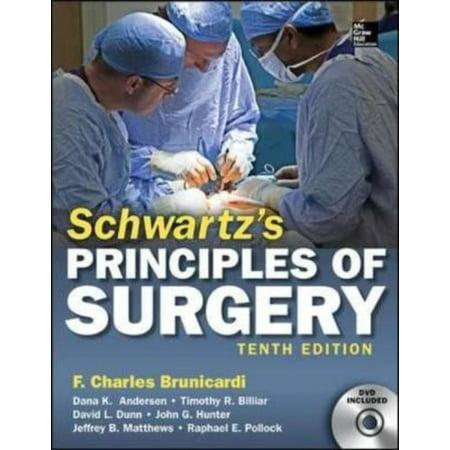 Schwartzs Principles Of Surgery