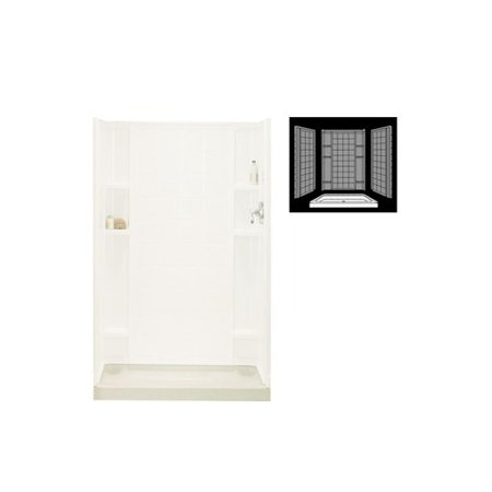 Sterling By Kohler Ensemble 48 X 34 Shower Receptor