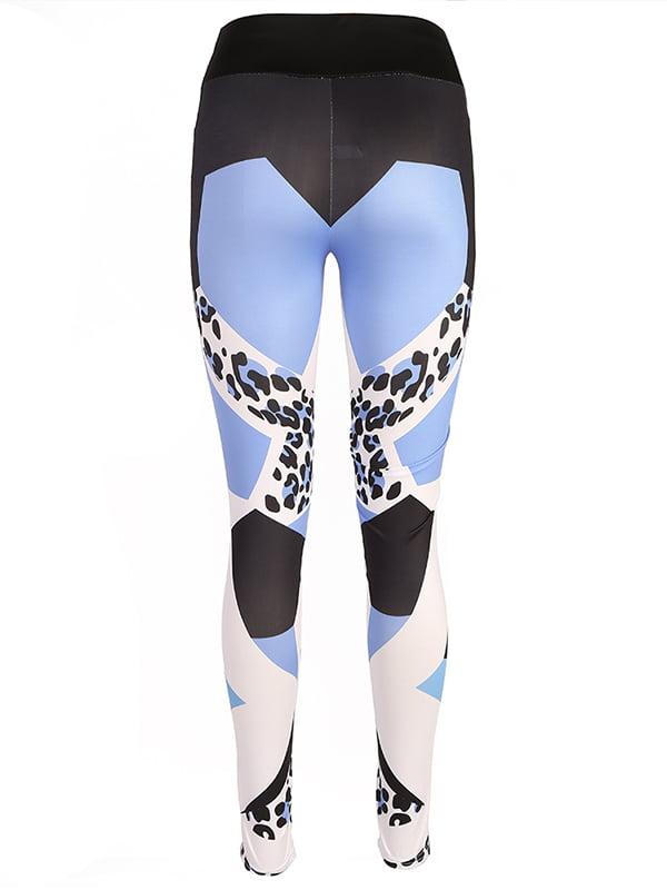 49a01596e8297 OUMY - OUMY Women Geometry Print Sports Gym Yoga Workout Athletic Leggings  Pants - Walmart.com