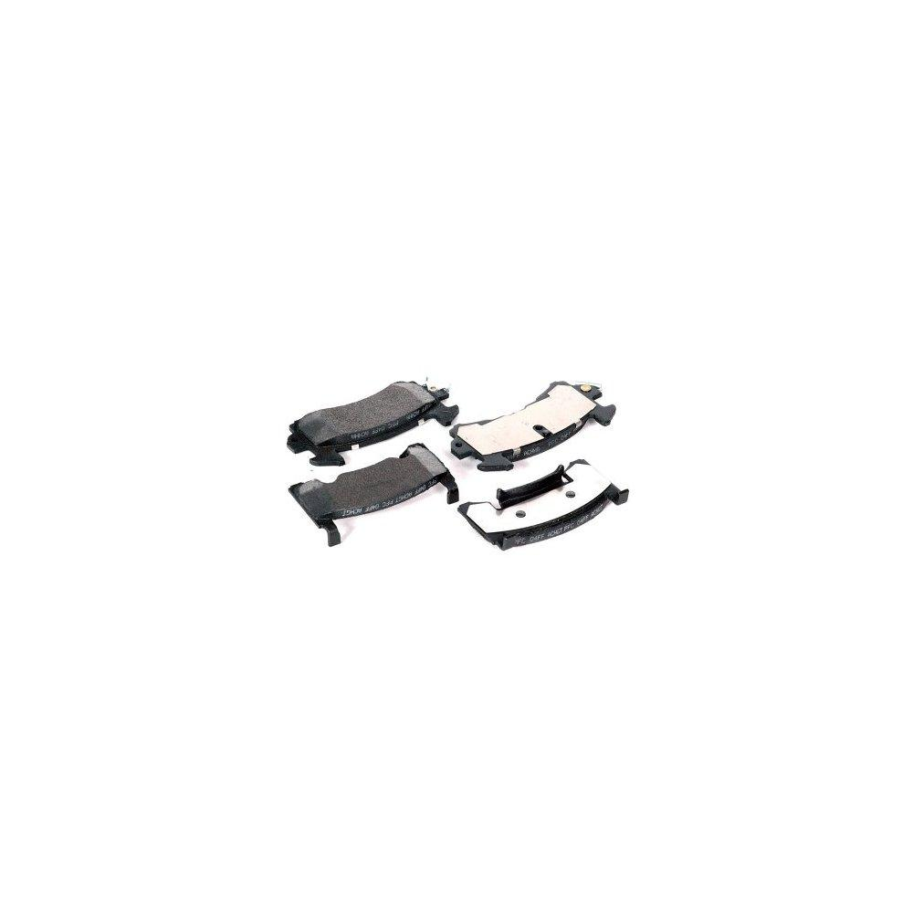 Performance Friction Corporation 154.20 Carbon Metallic Brake Pads