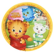 Daniel Tiger Party Supplies 24 Pack Lunch Plates