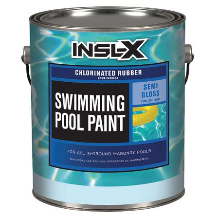 Insl X Chlorinated Rubber Swimming Pool Paint Aquamarine