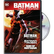 Batman Bad Blood Triple Feature (DVD) by WARNER HOME VIDEO