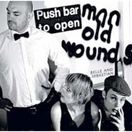 Push Barman To Open Old Wounds (Vinyl)