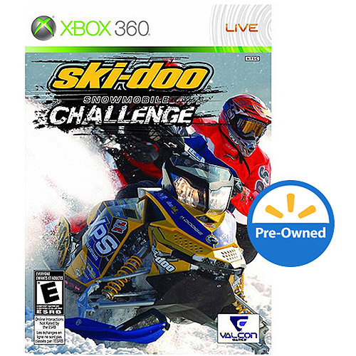 Ski-Doo: Snowmobile Challenge (Xbox 360) - Pre-Owned