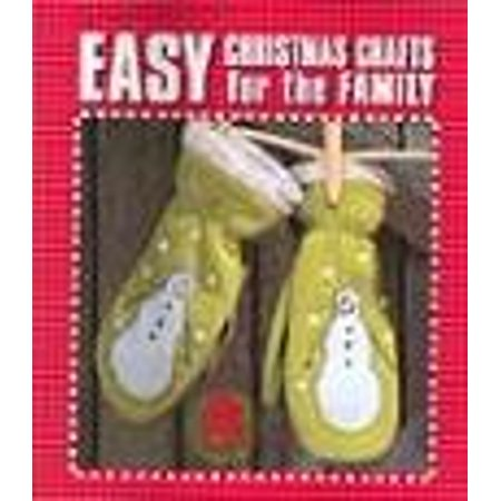 Easy Christmas Crafts for the Family by
