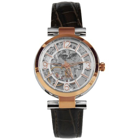 Kenneth Cole Women's Brown Leather Ladies' Watch KC2819 Kenneth Cole Womens Strap Watch