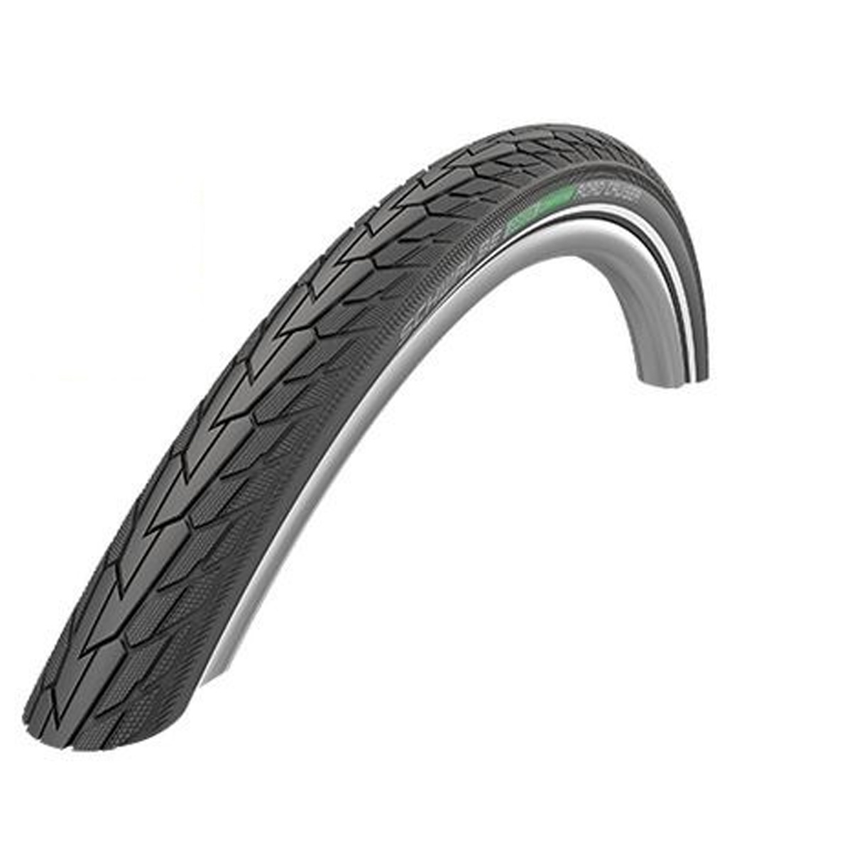Schwalbe Road Cruiser HS 484 Mountain Bicycle Tire - Wire Bead - Reflex