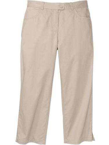 George - Juniors' School Uniform Capri Pants