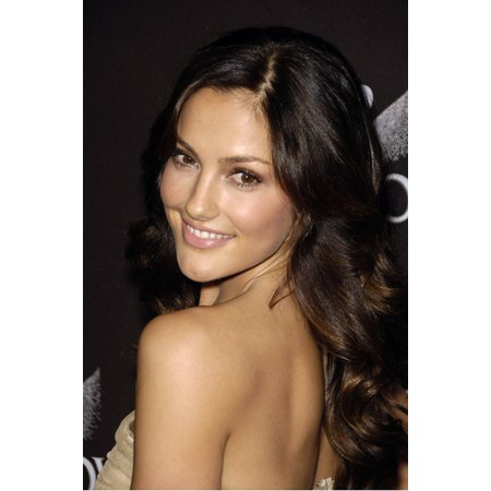 Minka Kelly At Arrivals For 12Th Annual Costume Designers Guild Awards Beverly Hilton Hotel Beverly Hills Ca February 25 2010 Photo By Michael Germanaeverett Collection Photo Print