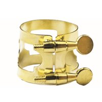 APM Tenor Saxophone Ligature Gold