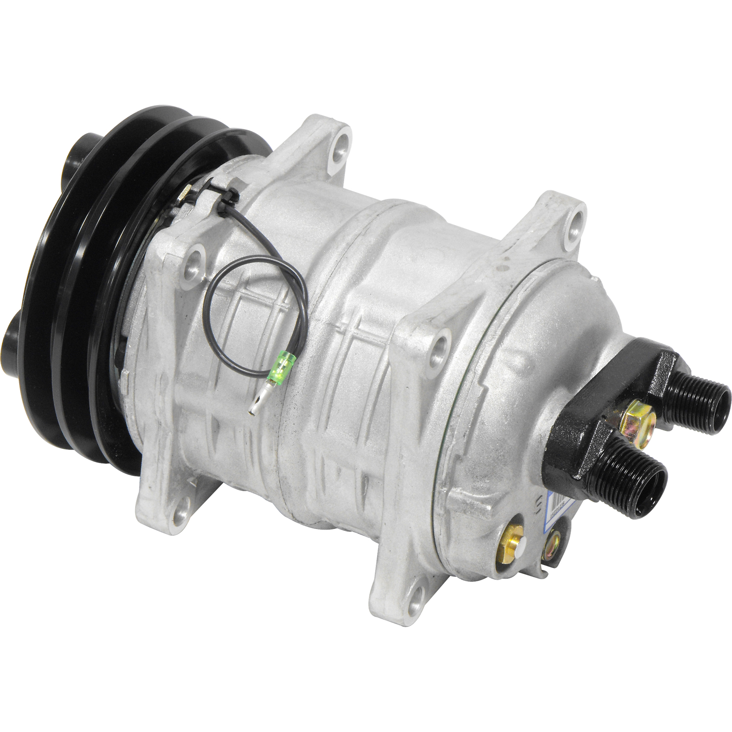 New A/C Compressor and Clutch 1010722 -