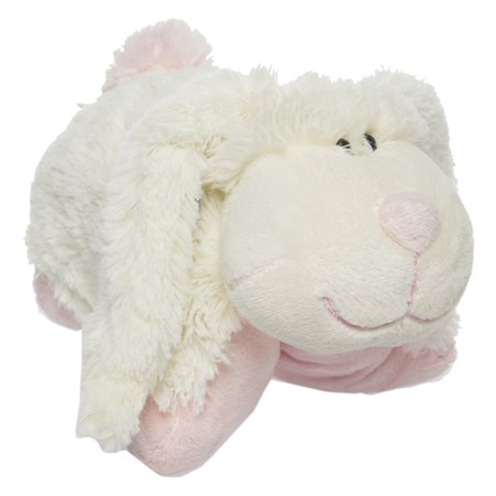 "Pillow Pets Pee Wee 11"" Super Soft Stuffed Animal Pillow For Kids Toddlers Babies Cute Easter Plush Toys"