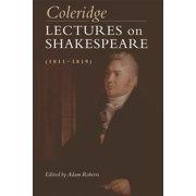 Coleridge: Lectures on Shakespeare (1811-1819) - eBook