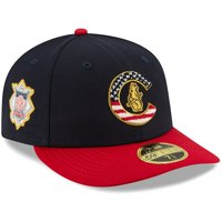 Chicago Cubs New Era 2019 Stars & Stripes 4th of July On-Field Low Profile 59FIFTY Fitted Hat - Navy/Red