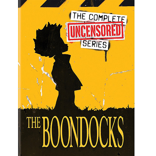 The Boondocks: The Complete Uncensored Series (Anamorphic Widescreen)