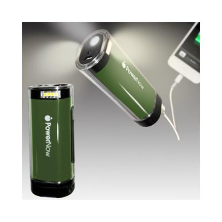 1 Year Smartphone Backup Batteryw/ Smallest Lantern Quest (Green) DXXPN1GREEN