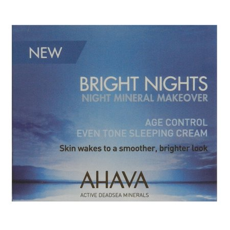 Best Ahava Time To Smooth Age Control Even Tone Sleeping Cream 1.7 Ounce deal