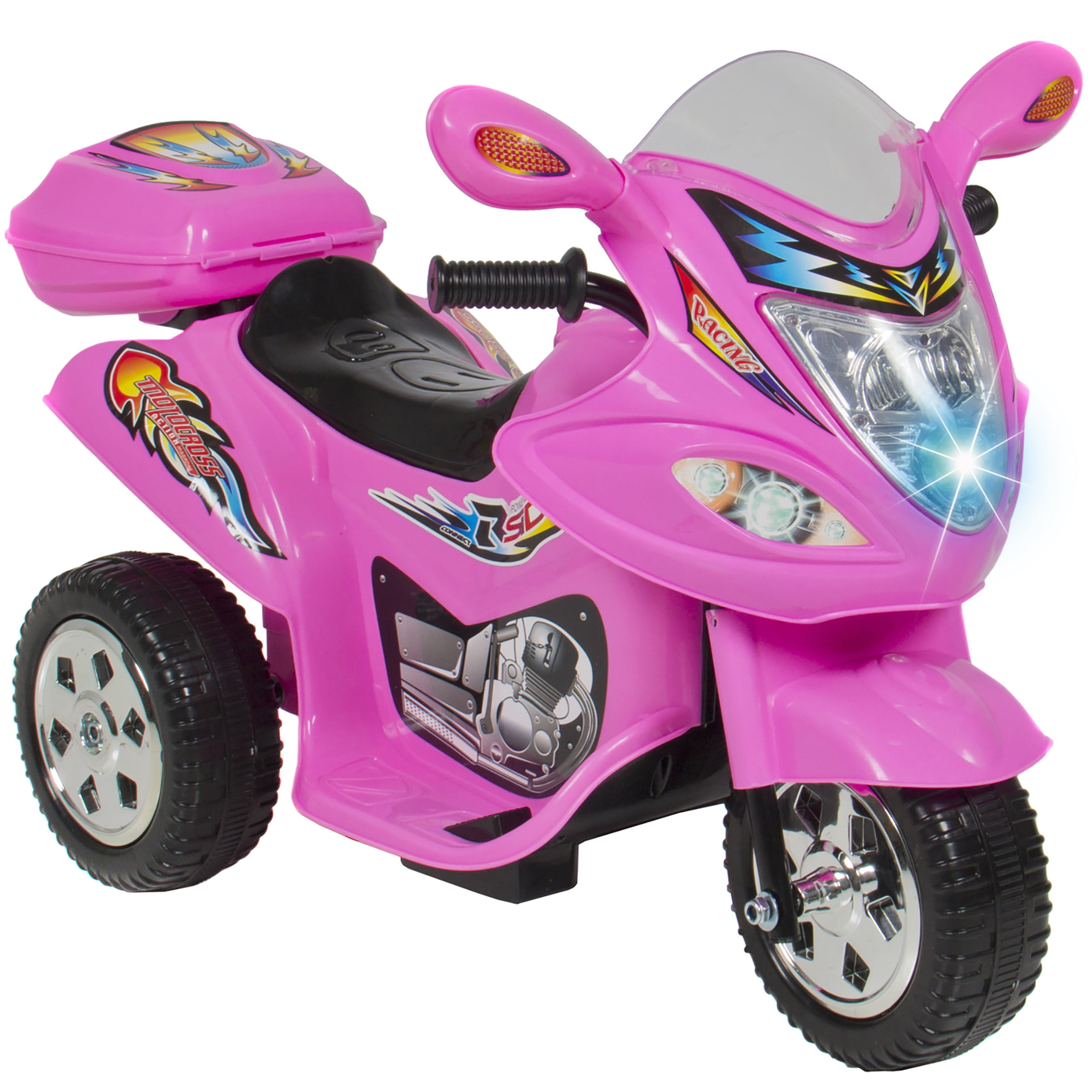 Kids Ride ATV 6V Toy Quad Battery Power Electric 4 Wheel Power