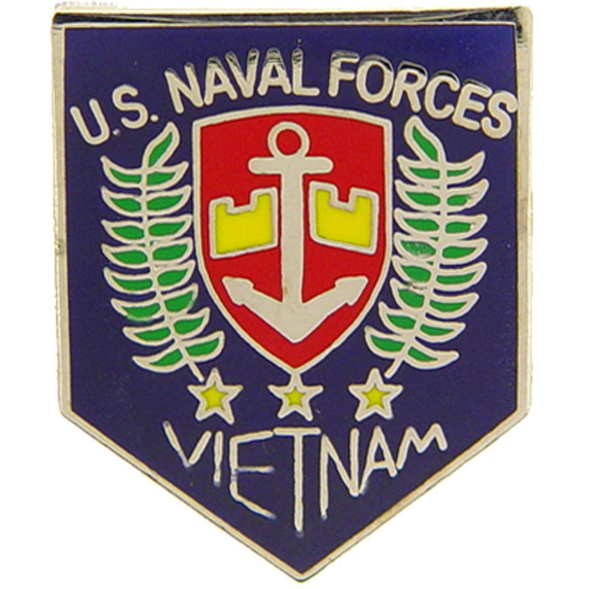 U.S. Naval Forces Vietnam Pin 1