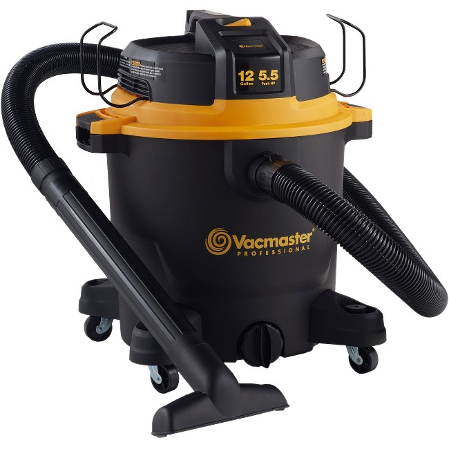 Vacmaster Beast VJH1211PF 0201 Canister Vacuum Cleaner 12 gal - Bagged