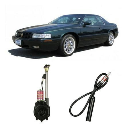 Cadillac Eldorado Carburetor - Cadillac Eldorado 1996-1999 Factory OEM Replacement Radio Stereo Powered Antenna
