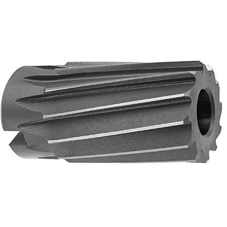 1 7 16 HSS Spiral Flute Shell Reamer DWRRSS1 7 16