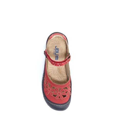 Mary Jane Costume Shoes (Women's Wildflower Mary Jane Casual)