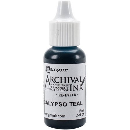Designer Series Archival Re-Inkers .5oz-Calypso