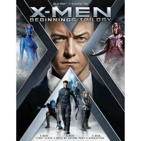 X-Men: New Trilogy (Blu-ray) - New Halloweentown Movie