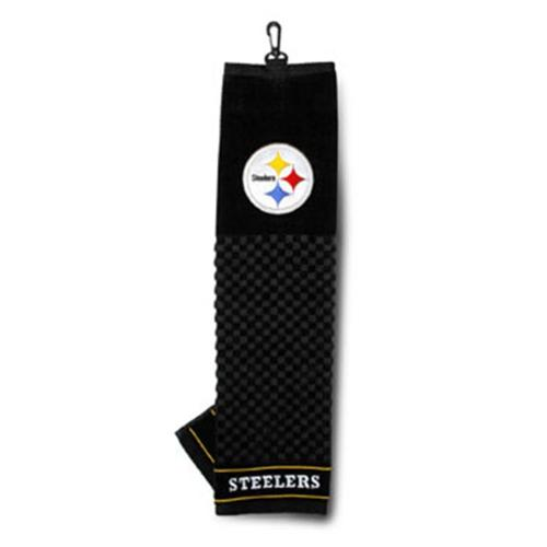 Team Golf 32410 Pittsburgh Steelers Embroidered Towel