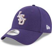 LSU Tigers New Era The League 9FORTY Adjustable Hat - Purple - OSFA