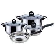 7 Pc Bohemia-Priminute Stainless Steel Cookware Set