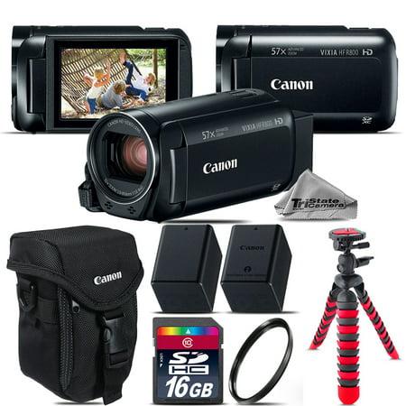 Canon VIXIA HF R800 Camcorder - Kit A8