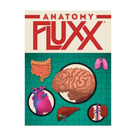 Anatomy Fluxx - Anatomy Games