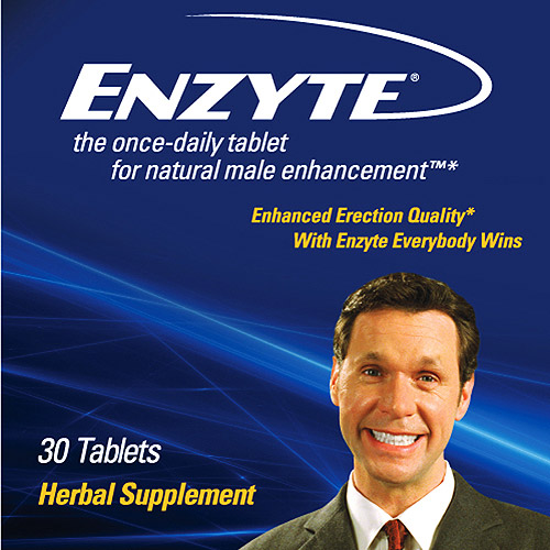 ENZYTE Male Enhancement Dietary Supplement, 30ct