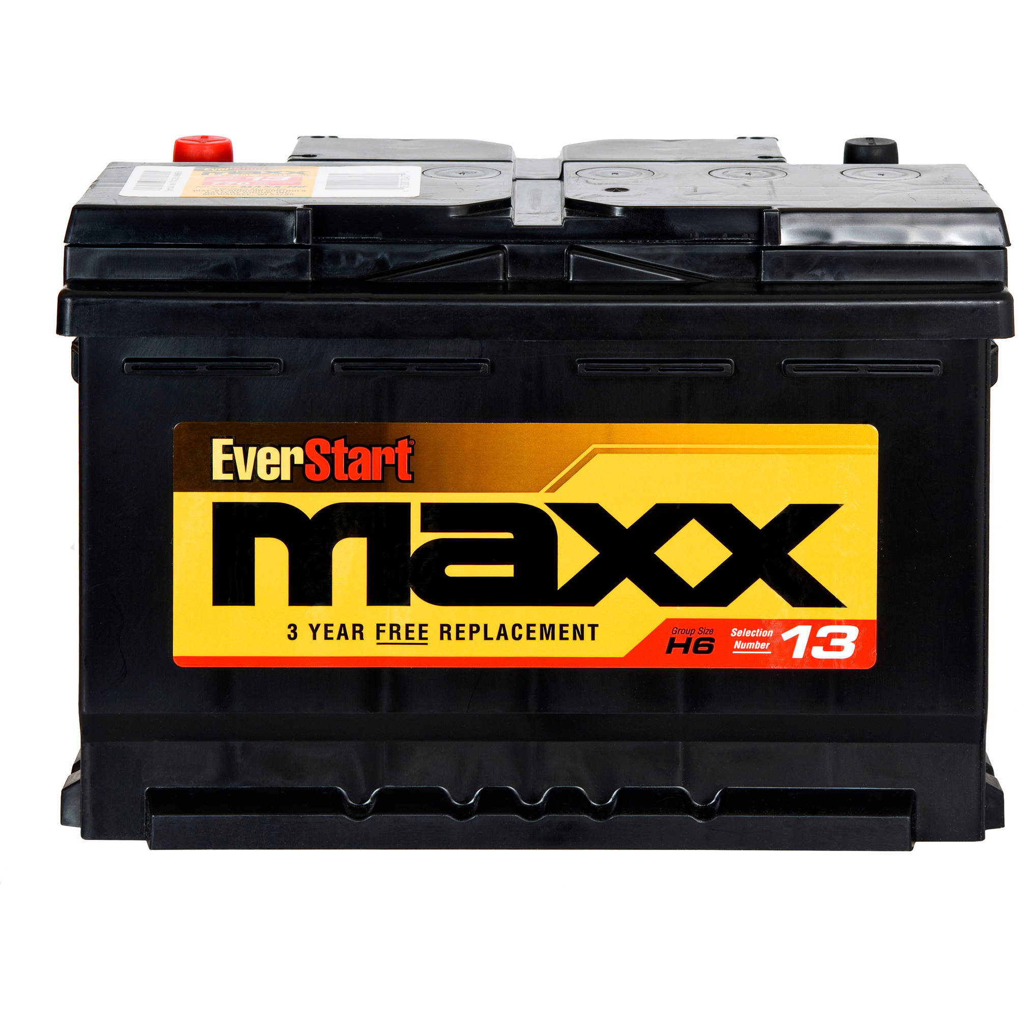 EverStart Maxx Lead Acid Automotive Battery, Group H6