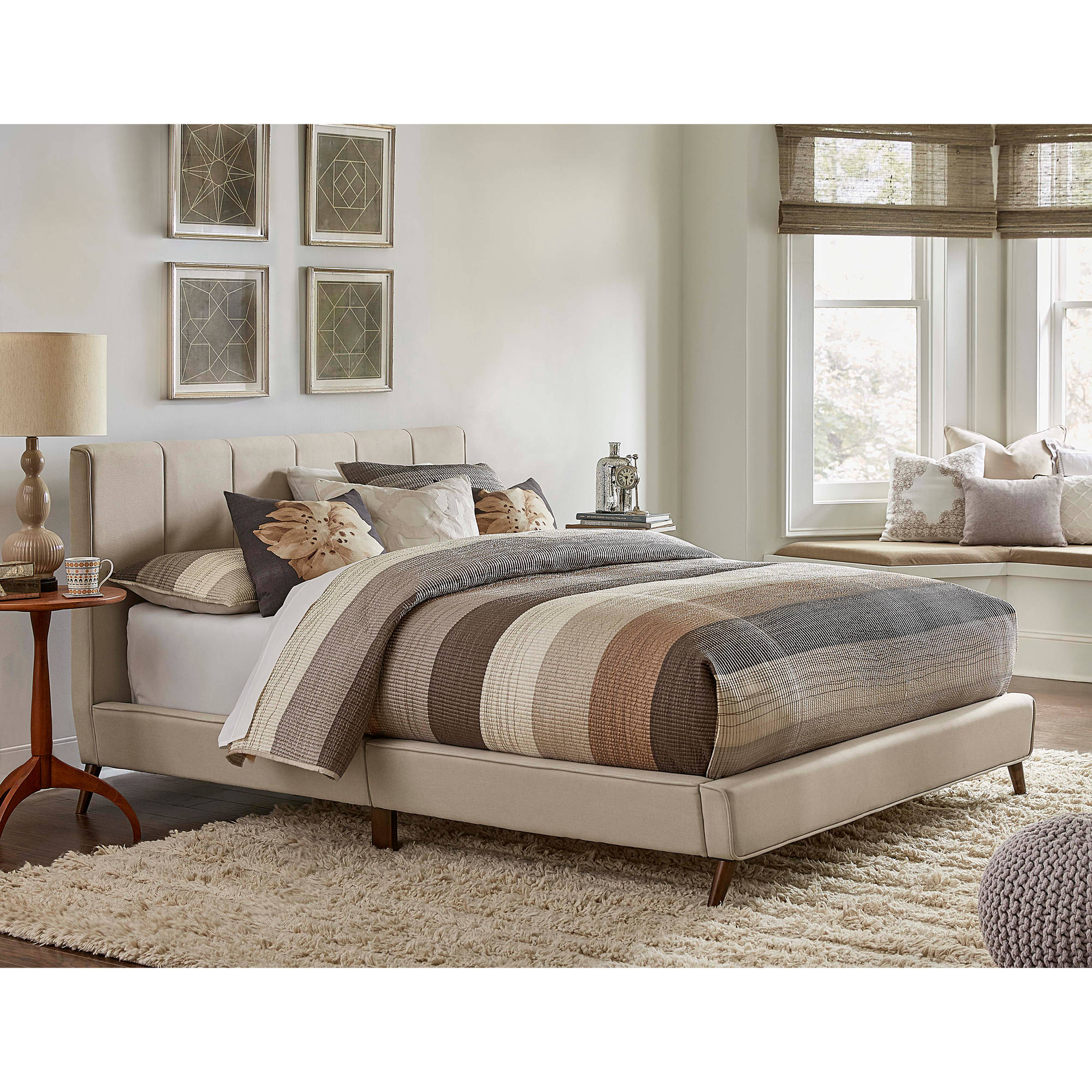 Hillsdale Furniture Aussie Queen Bed with Bedframe by Hillsdale