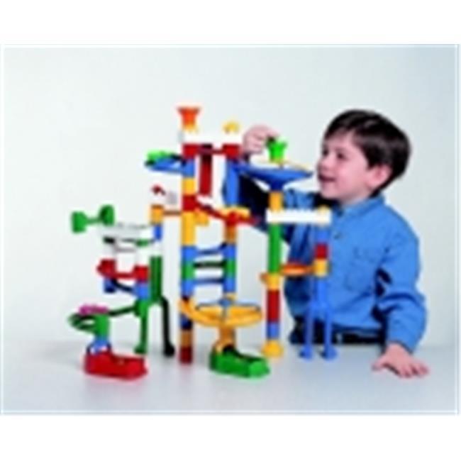 Marvel Education Manipulative Marble Run Toy Set