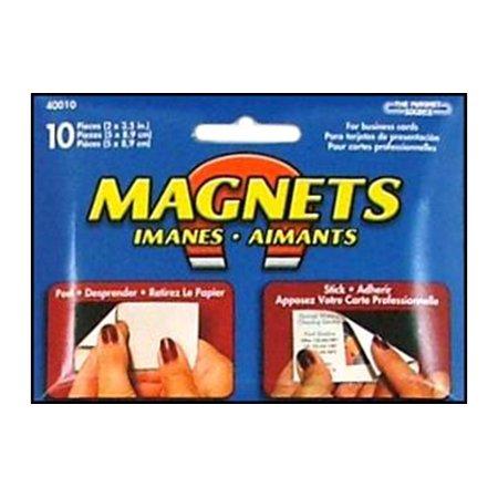 The Magnet Source Magnet For Business Cards 10pc Card Holder Magnet